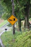 Znak uliczny Fotografia Royalty Free