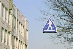 Znak uliczny Zdjęcia Stock