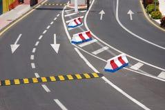 znaki drogowe Zdjęcie Stock