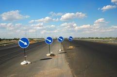 znaki drogowe Obrazy Stock