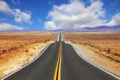 znakomita California autostrada Obraz Stock
