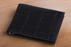 Znakomity mężczyzna portfel Zdjęcia Stock
