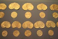 Znalezienia od Hołobelnego Grób: Złociści ornamenty Obraz Royalty Free