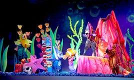 Znalezienie Nemo - musical Zdjęcie Stock