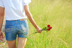 Znalezisko prawdziwa miłość Zdjęcie Stock