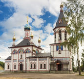 Znamenskaya Church in Pereslavl Zalessky Royalty Free Stock Photography