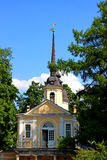 Znamenskaya Church in Pushkin (Leningrad region),  Russia Royalty Free Stock Photography
