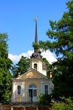 Znamenskaya Church in Pushkin (Leningrad region),  Russia Royalty Free Stock Photography