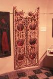 Znamenskoye-Grenze Türen der Belichtung königliche Stockfoto