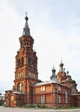 Znamensky Monastery in Ostashkov. Russia Stock Photography
