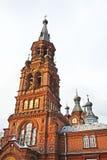 Znamensky Monastery in Ostashkov. Russia Royalty Free Stock Photo