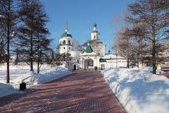 Znamensky monastery Royalty Free Stock Photo