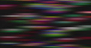 Zniekształcający i zamazujący ruch stubarwni jaskrawi światła zbiory
