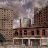 zniszczenie miastowy Obraz Stock