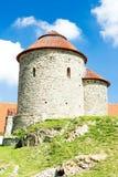 znojmo Чешской республики rotunda стоковая фотография rf