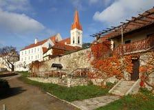 Znojmo city Royalty Free Stock Image