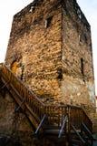 Znojmo old tower stock photo
