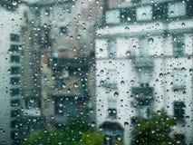 znowu deszcz Obrazy Royalty Free
