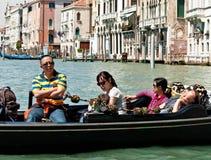 Znużeni turyści Fotografia Stock