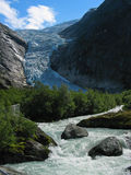 Zo beginnen de rivieren Royalty-vrije Stock Foto