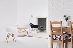 Zo vele comfortabele stoelen voor ontspannen Royalty-vrije Stock Afbeeldingen