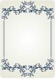 Zoccolo frame_1 Immagini Stock
