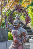 Zochoten- the South guardian of the Buddha Royalty Free Stock Photo