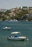 Zocolo Marina area of Acapulco Mexico royalty free stock photography