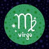 Zodíaco signs-09 Imagens de Stock