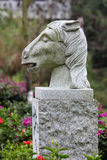 Zodiac άλογο στοκ εικόνα με δικαίωμα ελεύθερης χρήσης