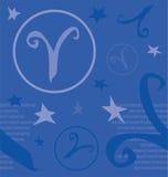 Zodiac συμβόλων σημάδι Στοκ φωτογραφίες με δικαίωμα ελεύθερης χρήσης