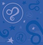 Zodiac συμβόλων σημάδι Στοκ Εικόνες