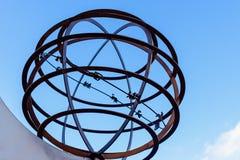 Zodiac σφαιρών Στοκ φωτογραφία με δικαίωμα ελεύθερης χρήσης
