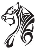 zodiac τιγρών διανυσματική απεικόνιση