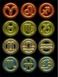 zodiac Στοκ εικόνες με δικαίωμα ελεύθερης χρήσης