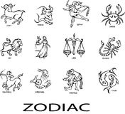 Zodiac Royalty Free Stock Photos
