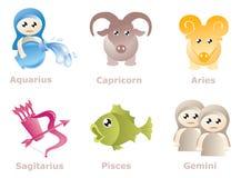 zodiac Στοκ Εικόνες