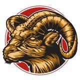 Zodiac Aries Απεικόνιση αποθεμάτων