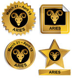 Zodiac - Aries Royalty Free Stock Images