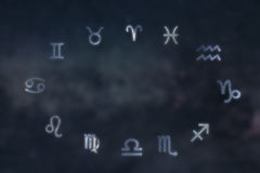 Zodiac constellations. Zodiac signs. Signs of zodiac. Zodiac constellations. Galaxy background. Zodiac constellations. Zodiac signs. Signs of zodiac.Galaxy royalty free stock images
