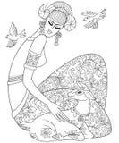 zodiac för ariesRAM tolv Arkivbilder