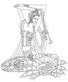zodiac för cancerkrabba tolv Royaltyfria Bilder