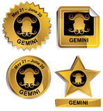 Zodiac - Gemini Stock Photography