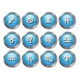 Zodiac horoscope Stock Photos
