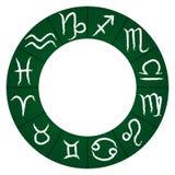 Zodiac icons. Vector illustration. Stock Image
