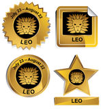 Zodiac - Leo Royalty Free Stock Image