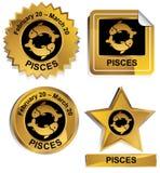 Zodiac - Pisces Stock Photos