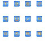 Zodiac´s sign Stock Photos
