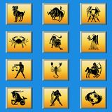 Zodiac's sign Stock Photo