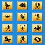 Zodiac's sign. Zodiac´s sign of horoscope Stock Photo